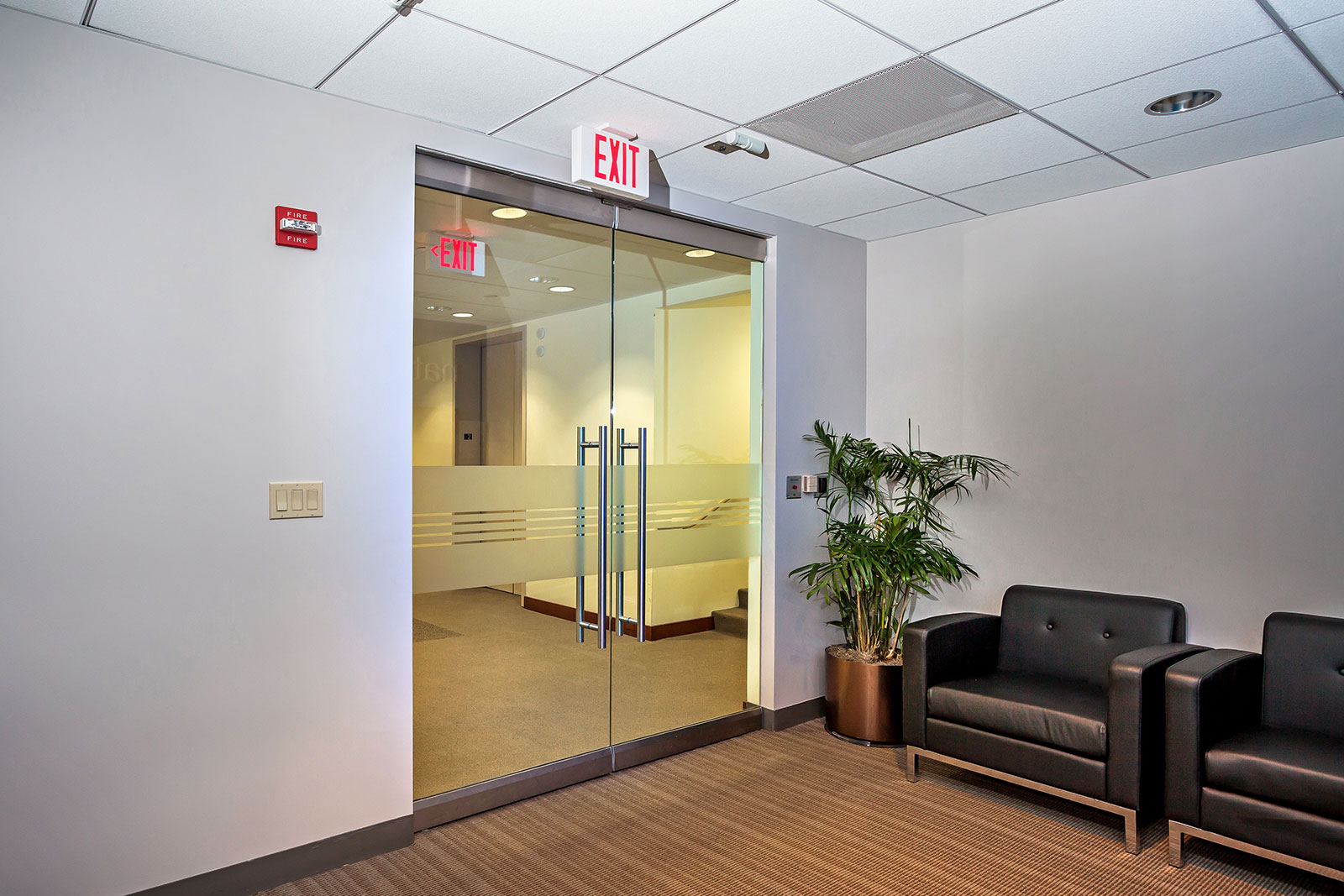 Commercial Branded Environment, �National Grid Corporate Interior, Office Design�